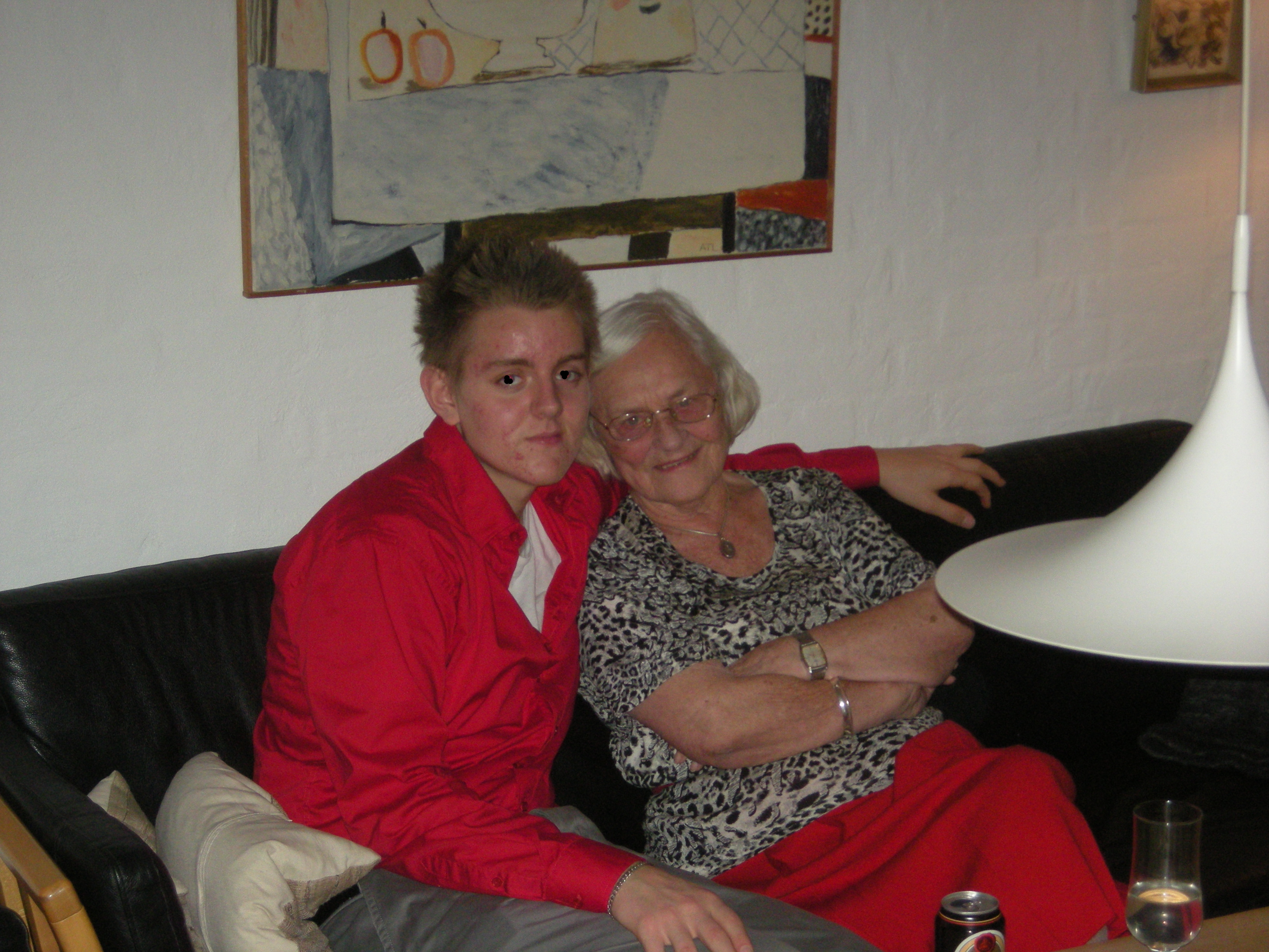Mum and Henriki