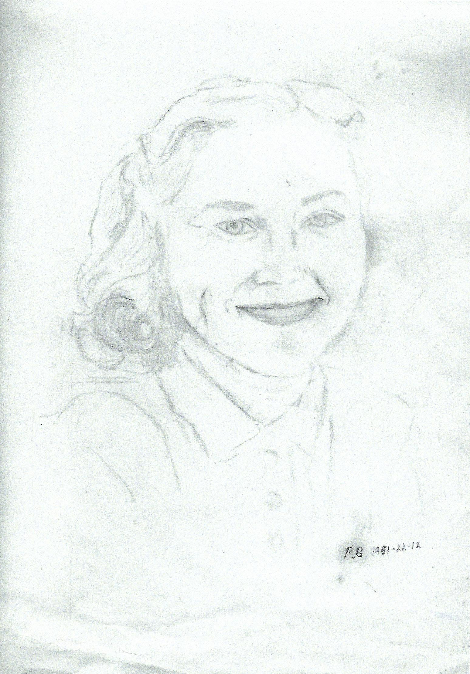 Mum drawed by               Morbor Peter